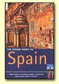 Travel guides to Spain